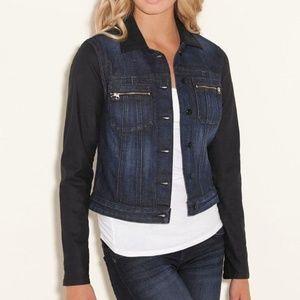 GUESS Women's Huntress Denim Jacket sz Small